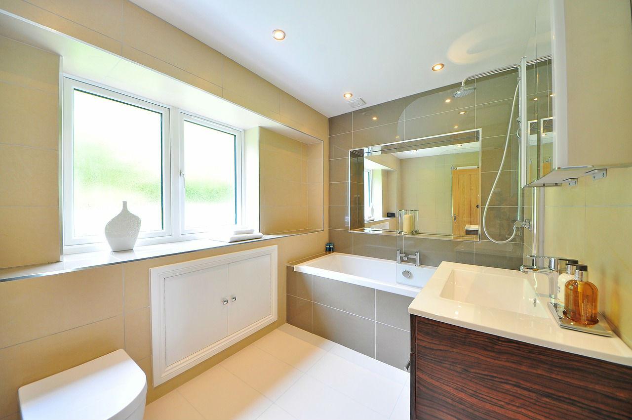 łazienka - jak przygotować mieszkanie do zdjęć